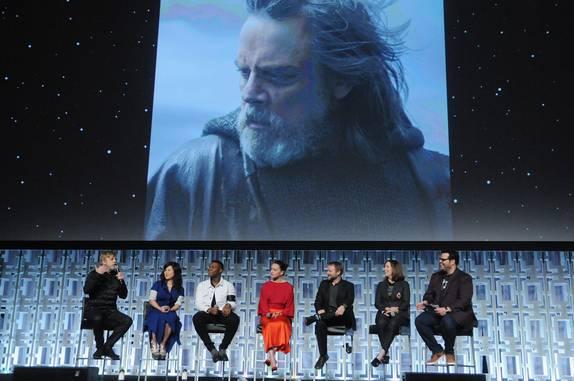 Как «Звёздные войны» отмечали 40-летие. Star Wars Celebration 2017 39