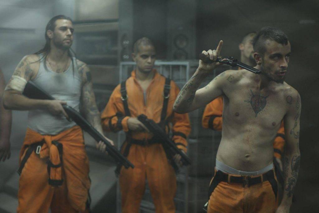 Тюрьма будущего в фантастике 12