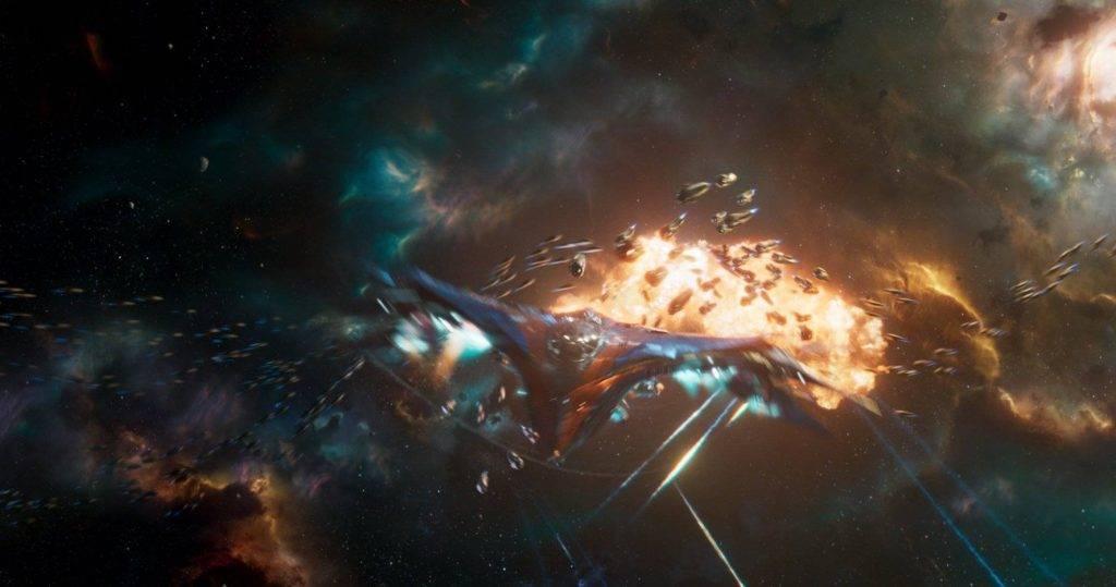 «Зрелищнее и эмоциональнее»: первые отзывы журналистов на «Стражи галактики 2»
