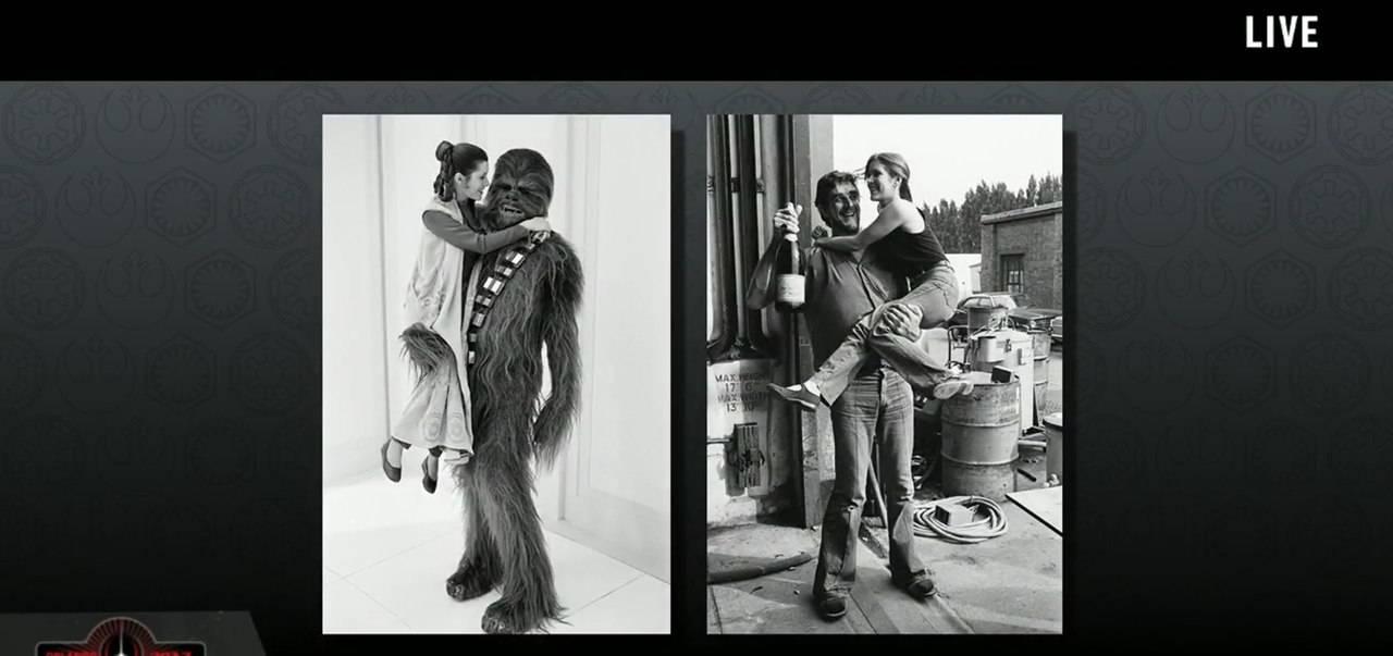 Как это было: панель к сорокалетию «Звёздных войн» на фестивале Star Wars Celebration 9
