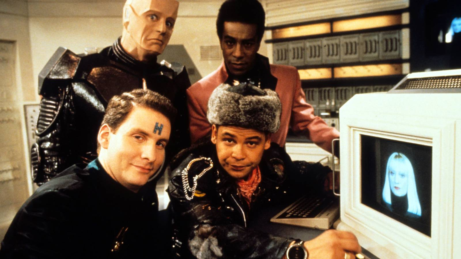 red dwarf cast - 1280×720