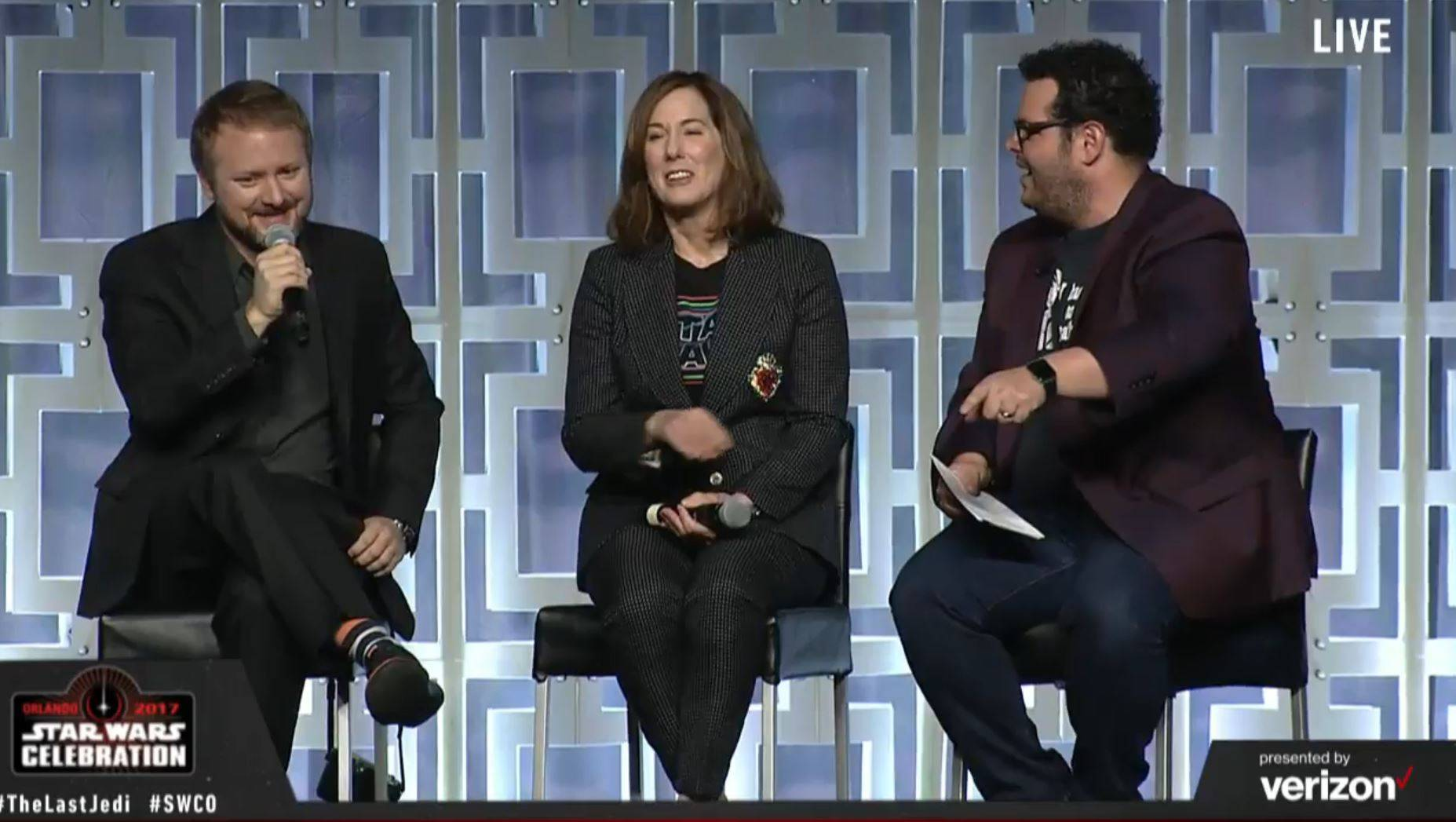 Как это было: презентация «Последние джедаи» на фестивале Star Wars Celebration 1