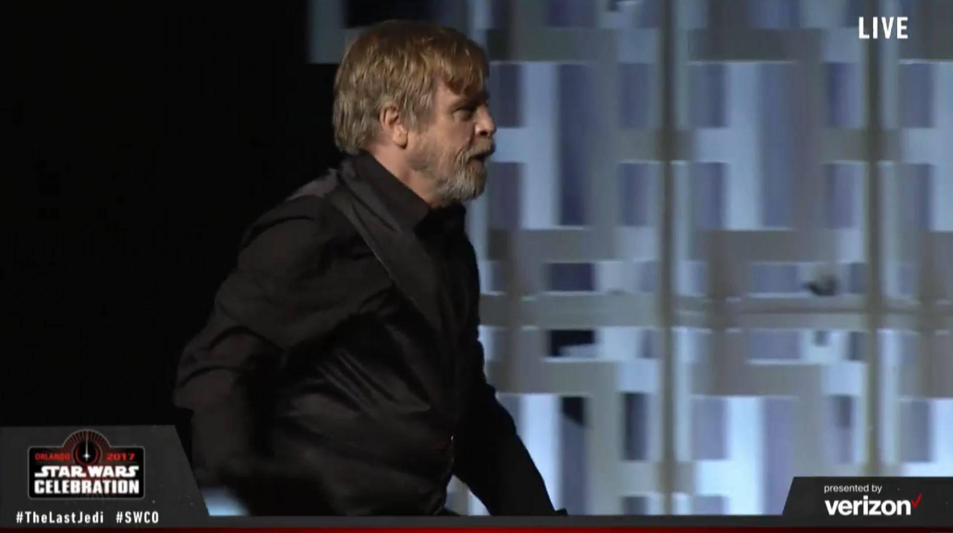 Как это было: презентация «Последние джедаи» на фестивале Star Wars Celebration 11