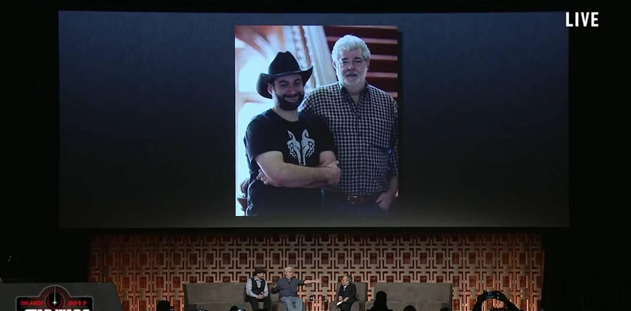Как это было: панель к сорокалетию «Звёздных войн» на фестивале Star Wars Celebration 3