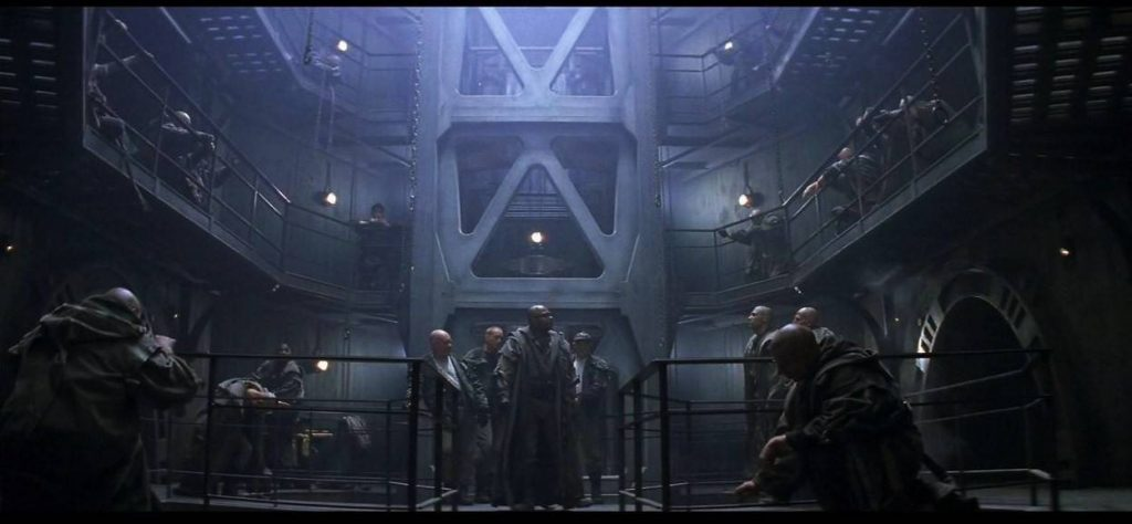Тюрьма будущего в фантастике 16