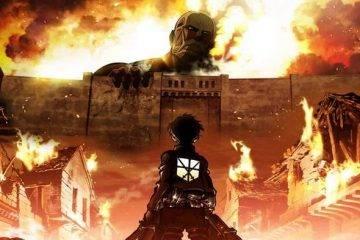 «Атака титанов»: масштабный фэнтезийный боевик 2
