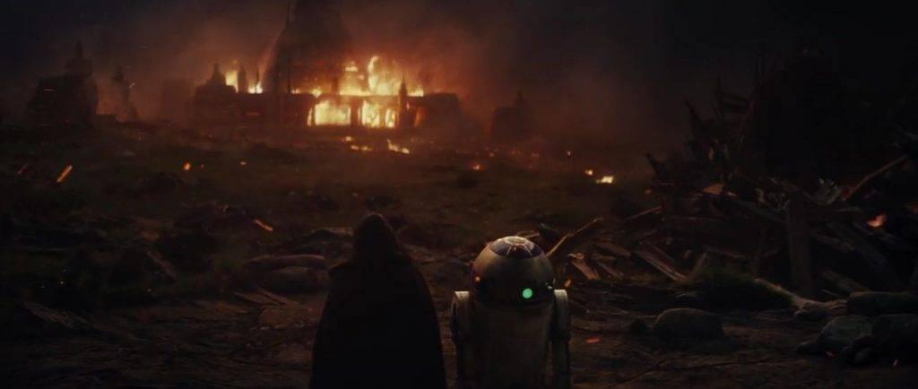 Что мы увидели в трейлере «Звёздные Войны: Последние джедаи» 4
