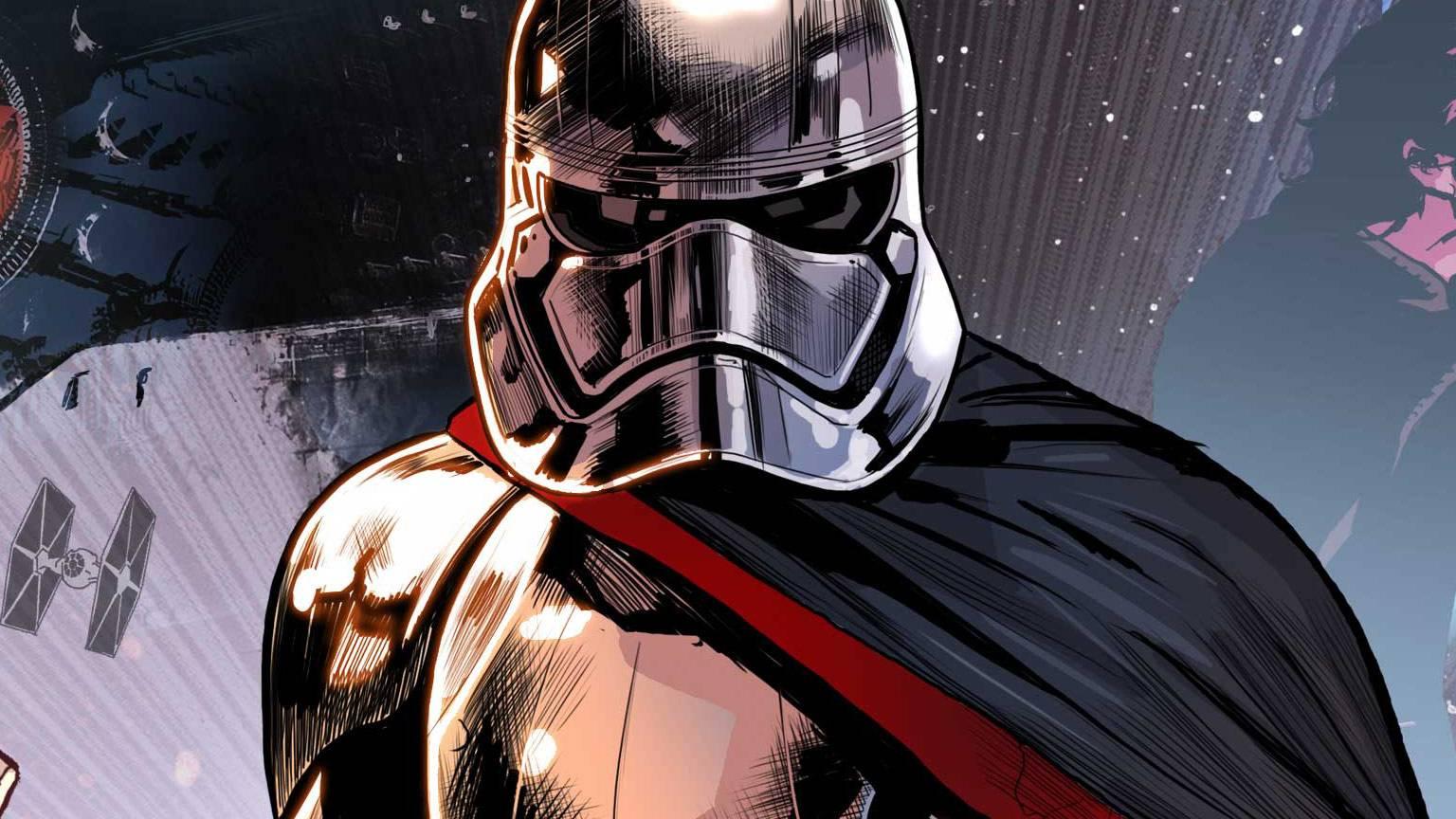 Вот какие книги и комиксы по «Звёздным войнам» анонсировали на Star Wars Celebration 1