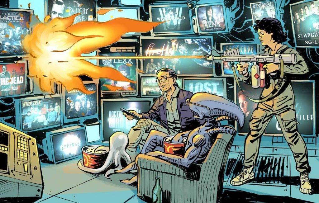 Мир фантастики №165 (май2017)