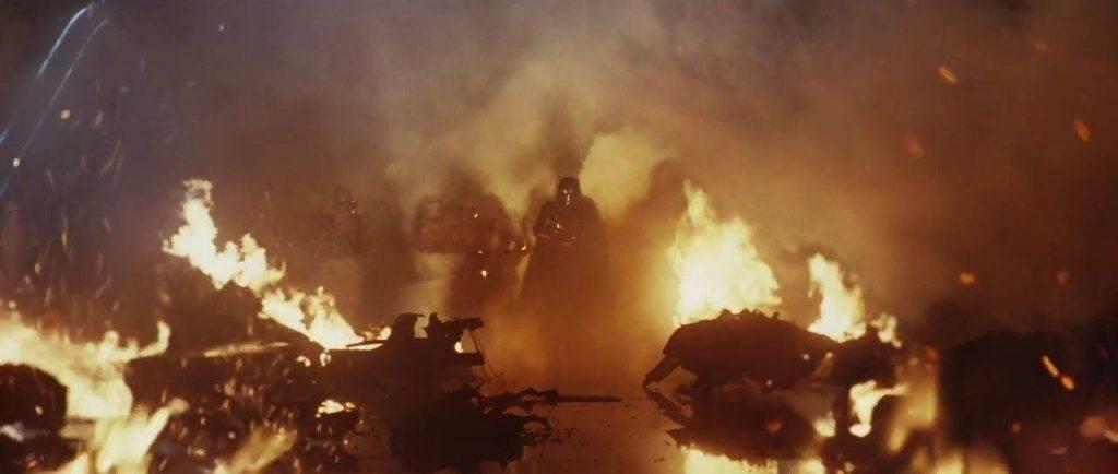 Что мы увидели в трейлере «Звёздные Войны: Последние джедаи» 8