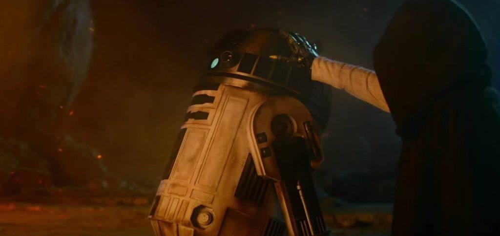 Что мы увидели в трейлере «Звёздные Войны: Последние джедаи» 5