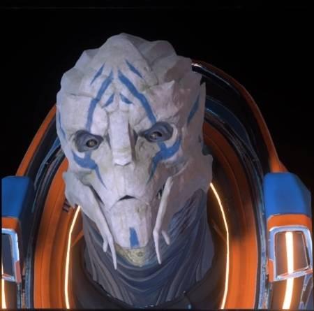 Пасхалки и отсылки в Mass Effect: Andromeda 4
