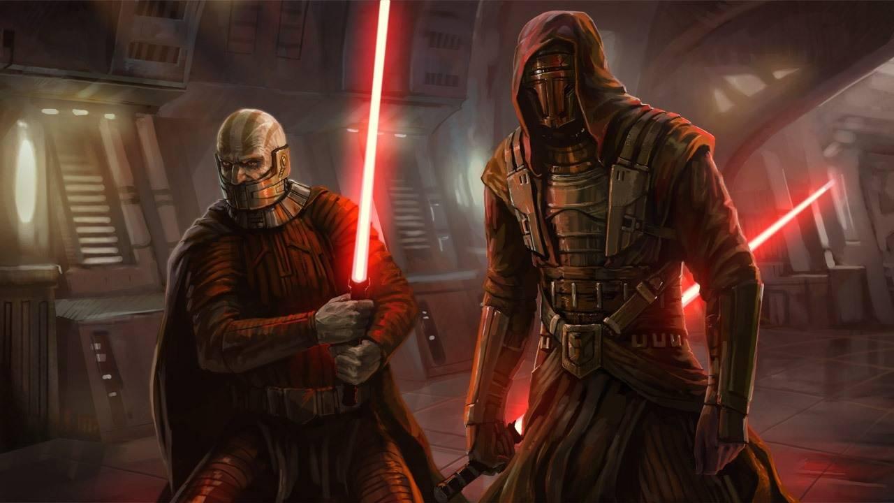 Слух: BioWare работают над новой игрой Star Wars: Knights of Old Republic?