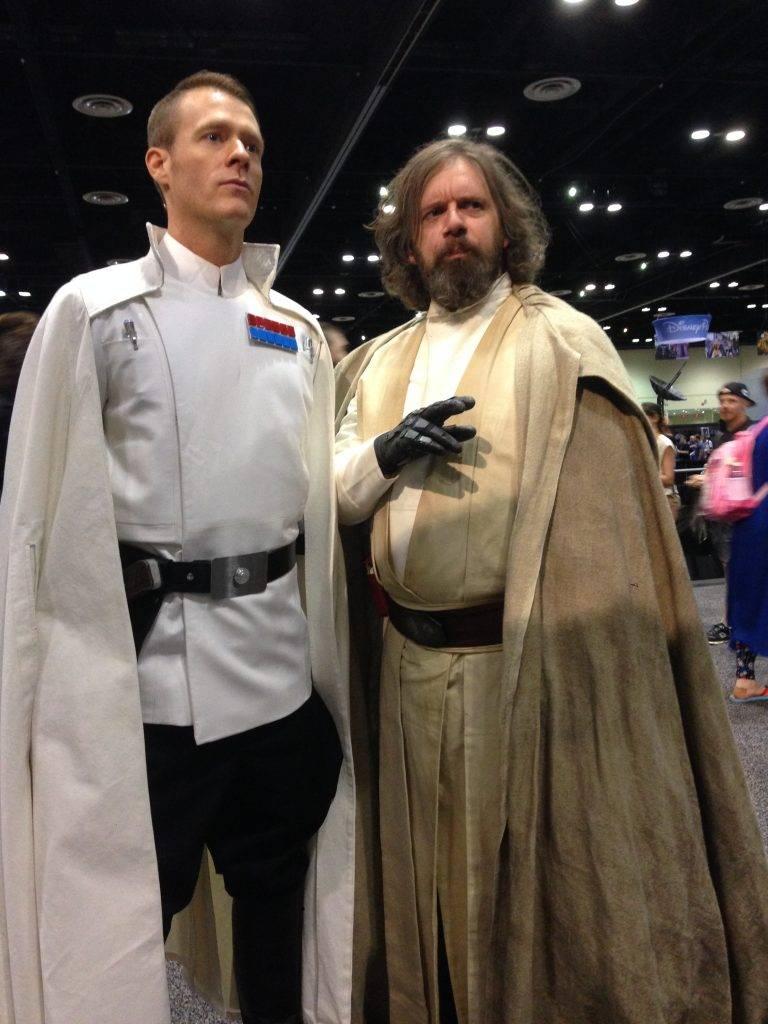 Как «Звёздные войны» отмечали 40-летие. Star Wars Celebration 2017 21