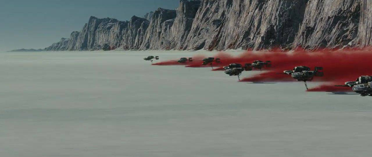 Что мы увидели в трейлере «Звёздные Войны: Последние джедаи» 7