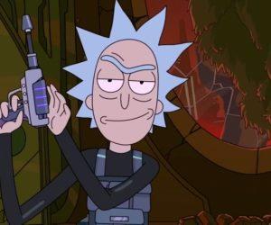 Cartoon Network на 1 апреля выпустил новый эпизод «Рика и Морти». Это была не шутка