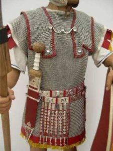 Имя им — легион. Военная организация Древнего Рима 11