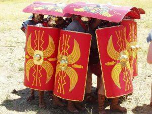 Имя им — легион. Военная организация Древнего Рима 2