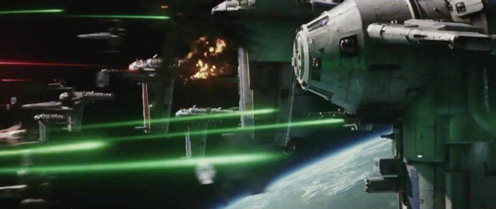 Что мы увидели в трейлере «Звёздные Войны: Последние джедаи» 9