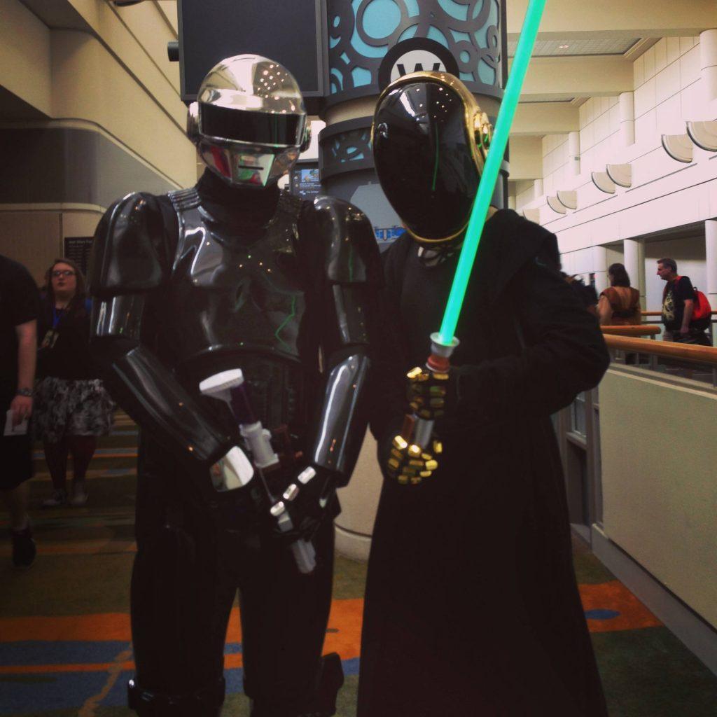 Как «Звёздные войны» отмечали 40-летие. Star Wars Celebration 2017 22