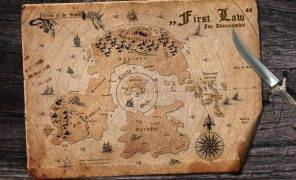 Земной круг — вселенная Джо Аберкромби