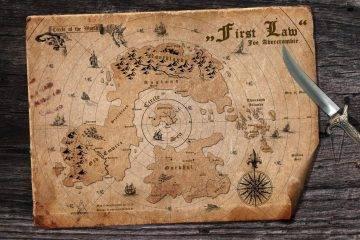 «Первый закон». Земной круг — вселенная Джо Аберкромби