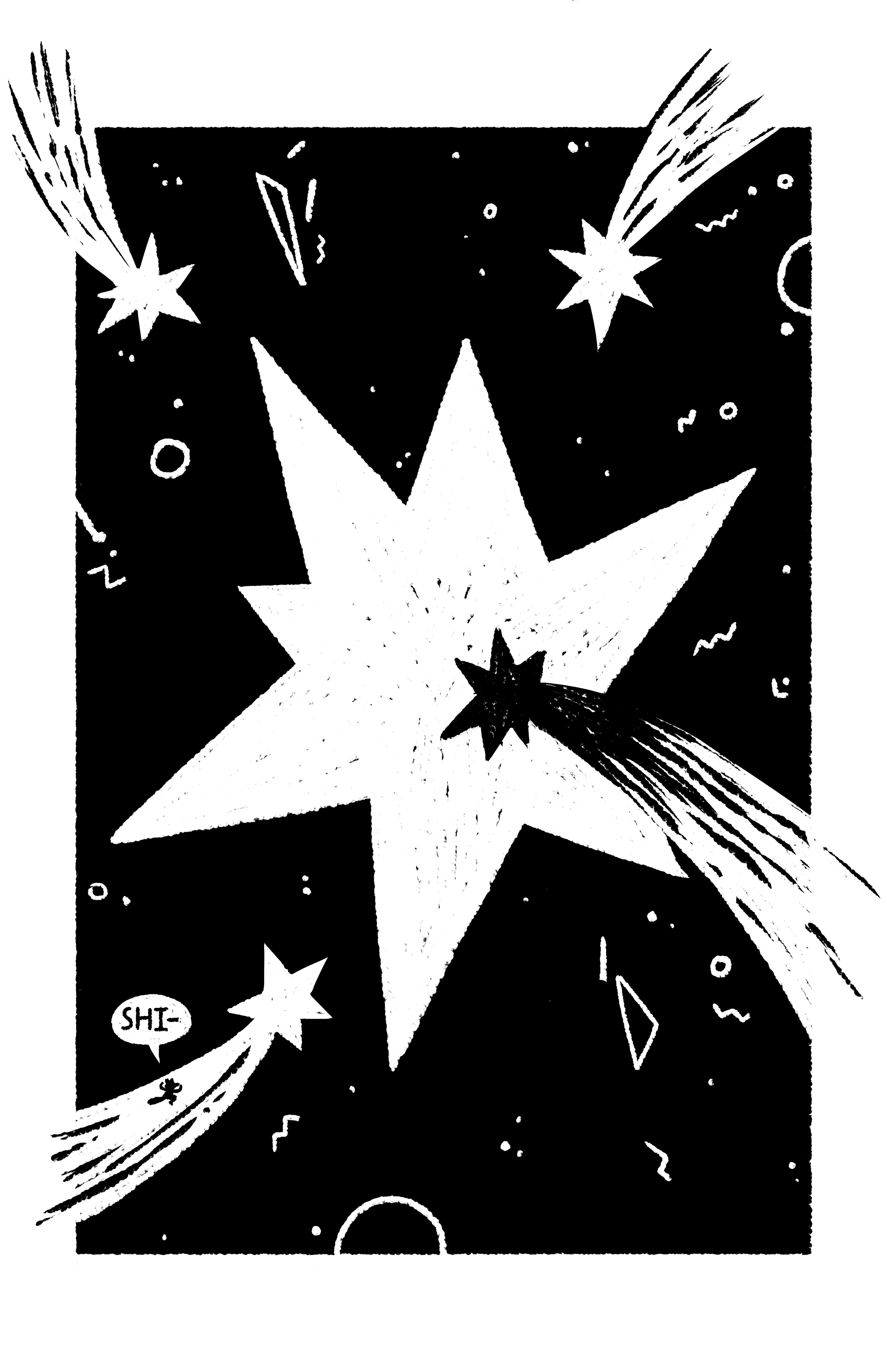 Две рисованные истории из сборника комиксов «Вторая ступень» 4