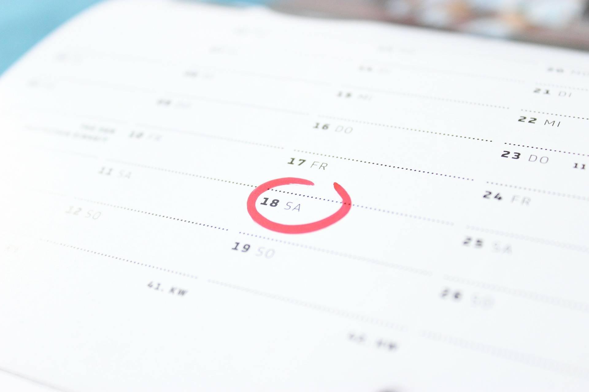 Календарь конвентов