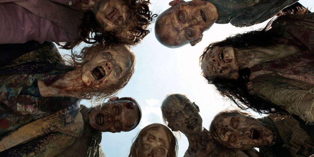 Лучшие сериалы об ужасах, вампирах и зомби 9
