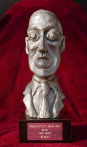 Награда World Fantasy Award сменила свой вид из-за расизма Лавкрафта 1