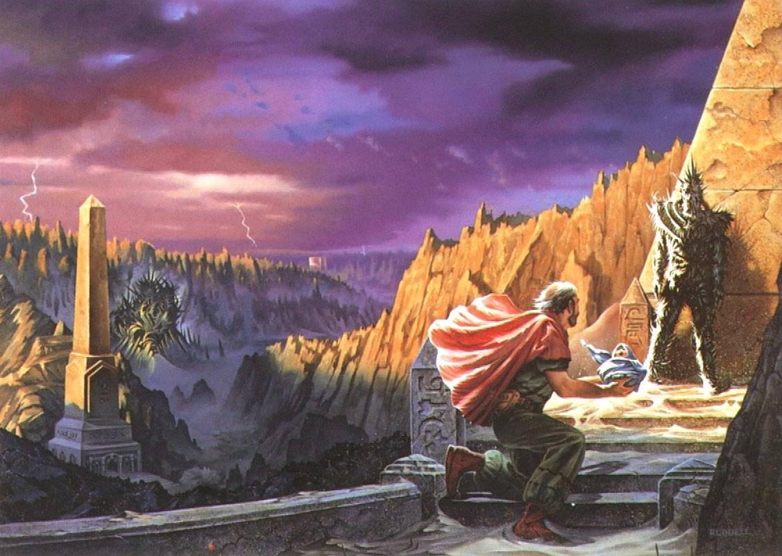 «Песни Гипериона» — вселенная Дэна Симмонса 5