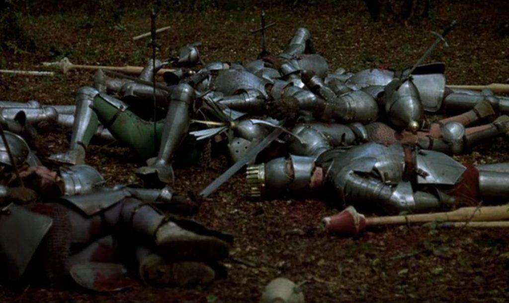 Все фильмы о короле Артуре 7