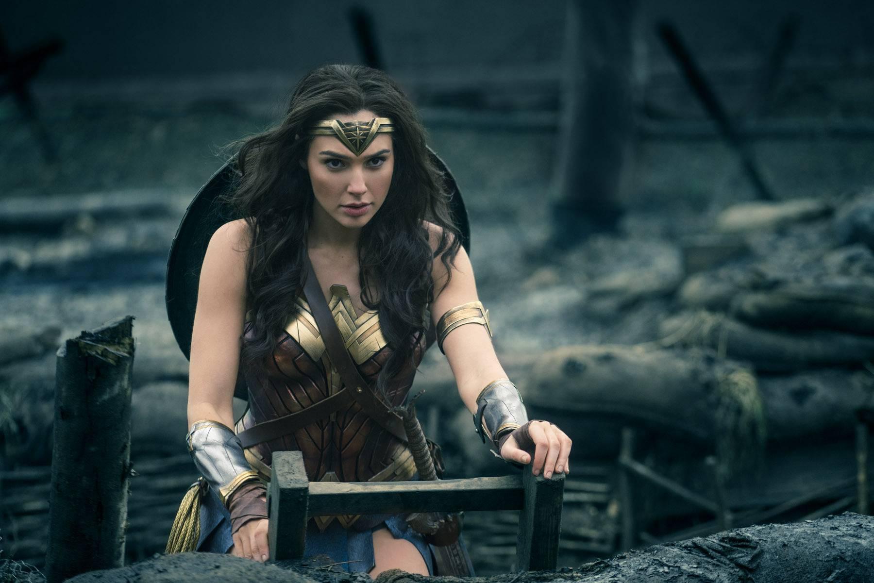 «Чудо-женщина»: обзор. Наконец-то у DC получилось! 2