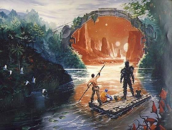 «Песни Гипериона» — вселенная Дэна Симмонса 8