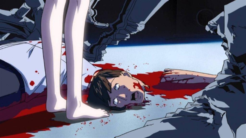 Лучшие аниме-сериалы: фантастика 14