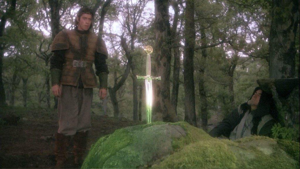 Все фильмы о короле Артуре 3