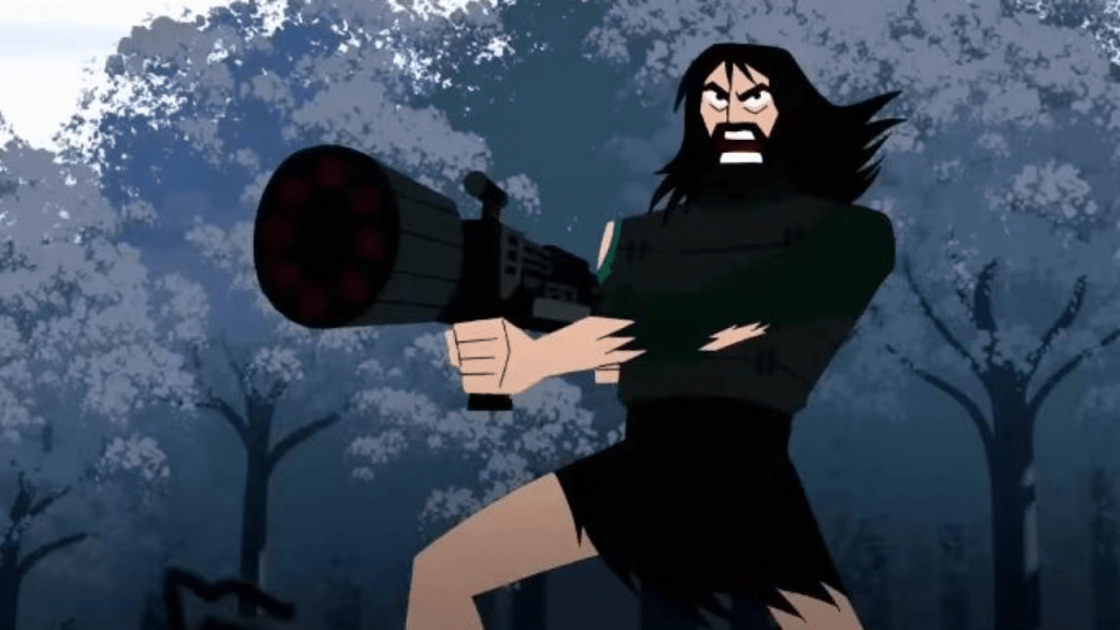 Прощание с самураем Джеком: 5 сезон окончен 2