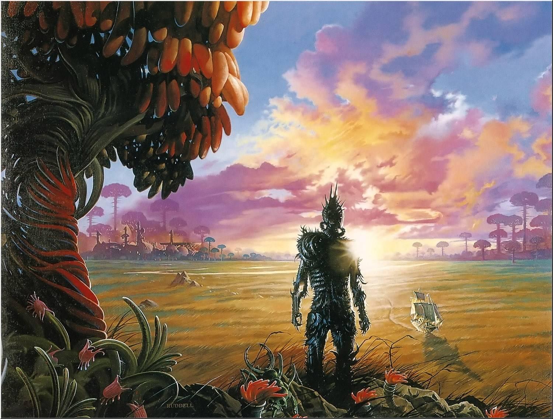 «Песни Гипериона» — вселенная Дэна Симмонса 1