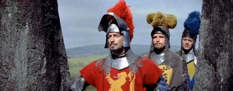Все фильмы о короле Артуре 1