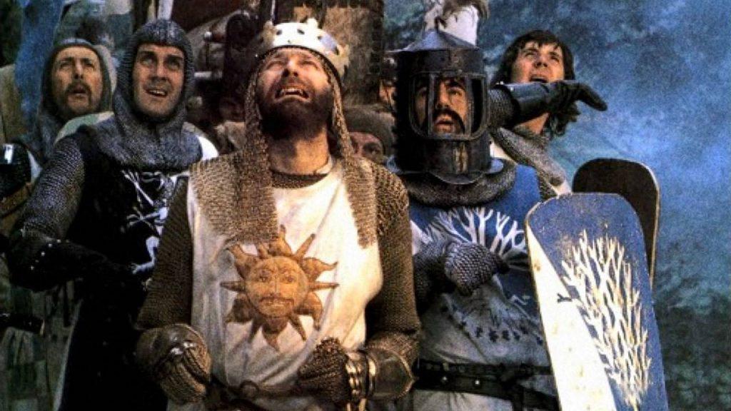 Все фильмы о короле Артуре 5