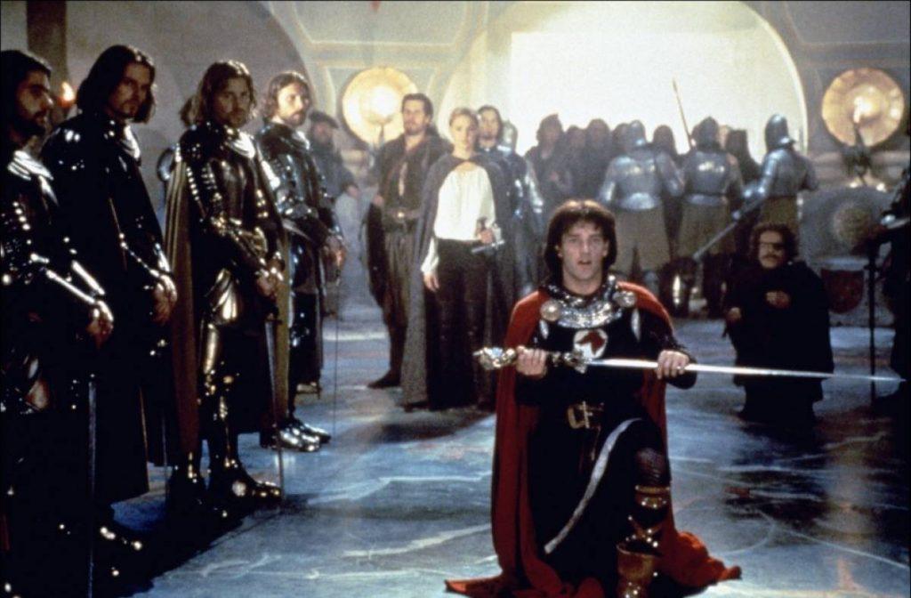 Все фильмы о короле Артуре 2