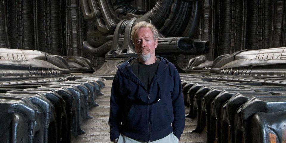 Ридли Скотт раскритиковал других режиссёров, снимавших фильмы по «Чужим»