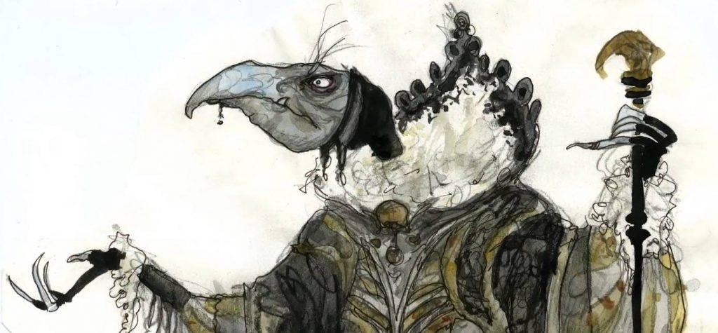 Тизер кукольного фэнтези «Тёмный кристалл: Эпоха сопротивления» 1