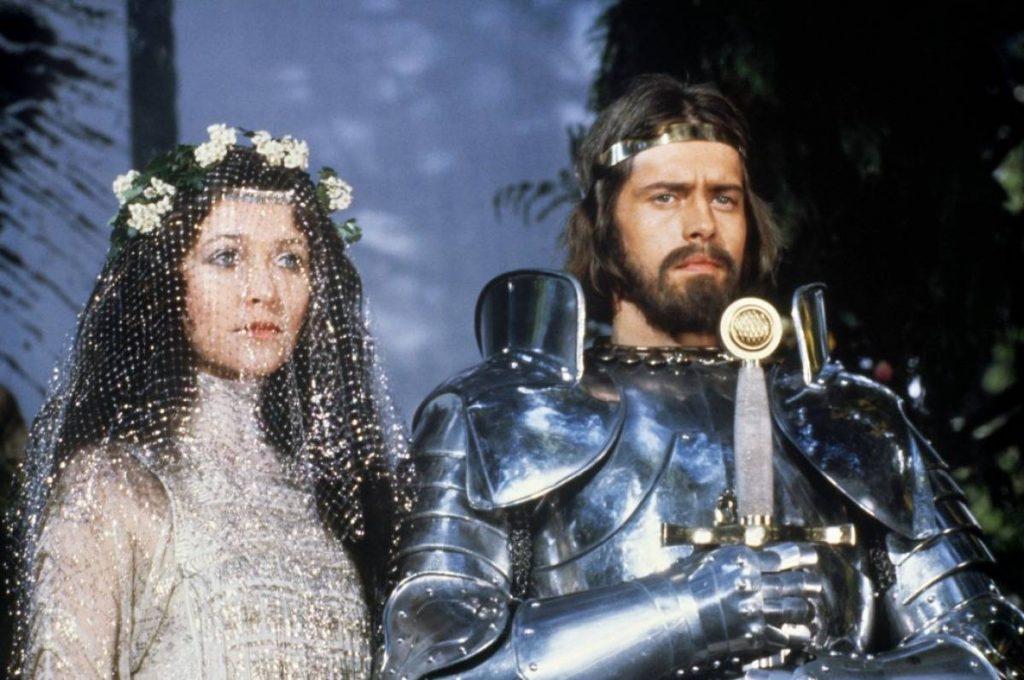Все фильмы о короле Артуре 8