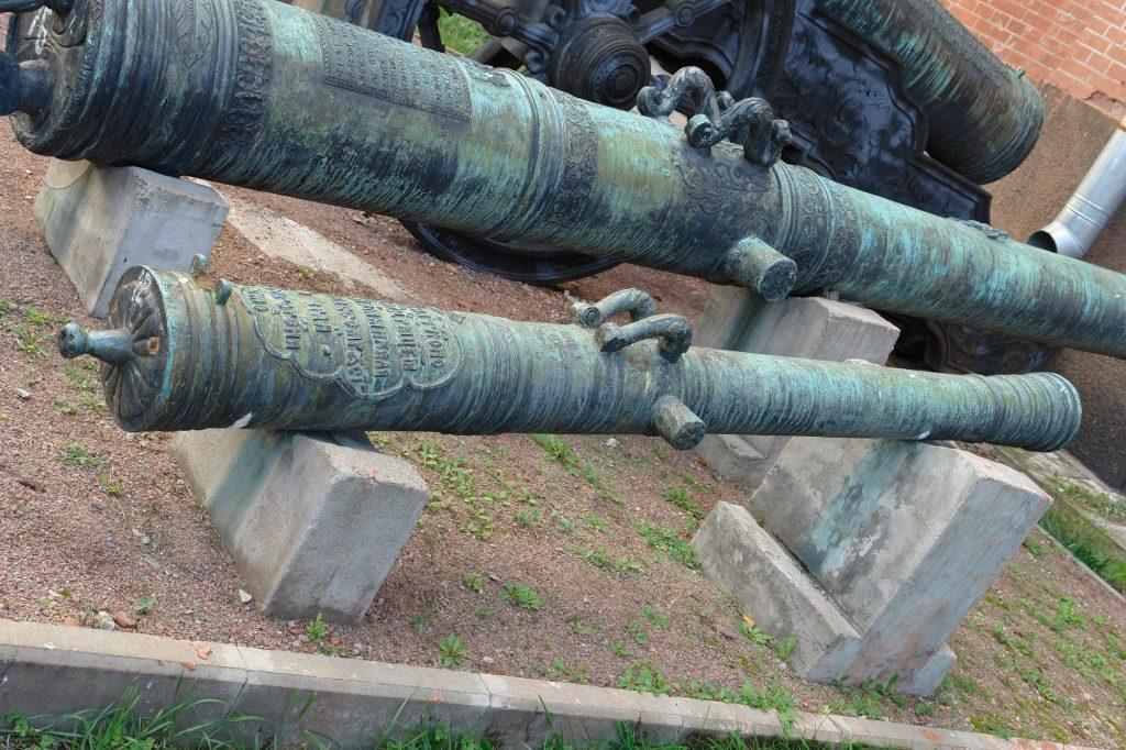 Русские пушки