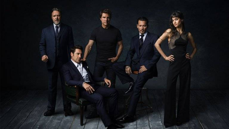 Студия Universal официально анонсировала свою киновселенную монстров