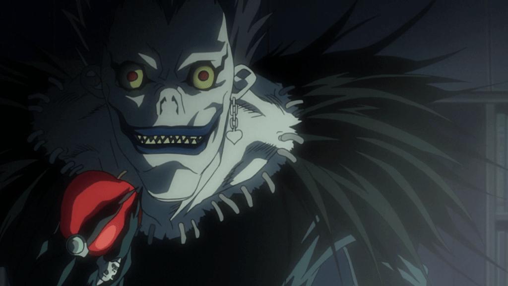 Лучшие аниме-сериалы: фэнтези и мистика 3