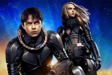 Новый трейлер фильма «Валериан и город тысячи планет»