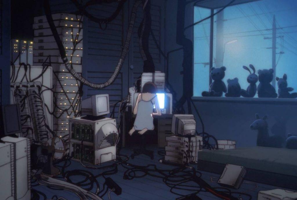 Лучшие аниме-сериалы: фантастика 2
