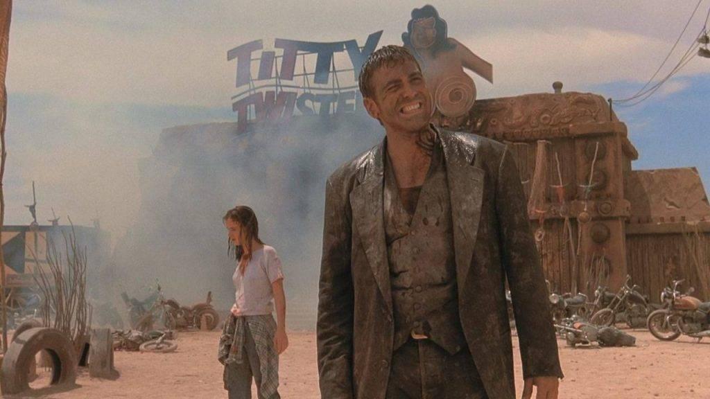 Джордж Клуни: непростая карьера и фантастические роли 5